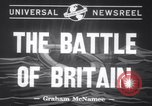 Image of British battleship destroys German supply ship Atlantic Ocean, 1941, second 4 stock footage video 65675028744