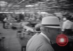 Image of OPM chief Knudsen at Boeing plane factory Seattle Washington USA, 1941, second 12 stock footage video 65675028749