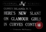 Image of Models at Miss Modern Venus Peagant Coney Island New York USA, 1941, second 1 stock footage video 65675028752