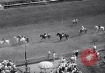 Image of Annual American Derby Arlington Park Illinois USA, 1941, second 4 stock footage video 65675028755