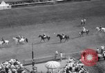 Image of Annual American Derby Arlington Park Illinois USA, 1941, second 5 stock footage video 65675028755