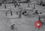 Image of Gerald Robinson wins National Marbles Tournament Wildwood New Jersey USA, 1941, second 12 stock footage video 65675028756