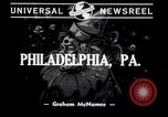 Image of Mummers in gala parade Philadelphia Pennsylvania USA, 1941, second 2 stock footage video 65675028760