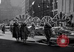Image of Mummers in gala parade Philadelphia Pennsylvania USA, 1941, second 8 stock footage video 65675028760