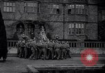 Image of British troops and children celebrate Christmas United Kingdom, 1941, second 8 stock footage video 65675028761