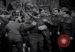 Image of British troops and children celebrate Christmas United Kingdom, 1941, second 12 stock footage video 65675028761