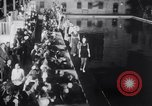 Image of models at Night fashion show Miami Florida USA, 1938, second 8 stock footage video 65675028767