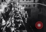 Image of models at Night fashion show Miami Florida USA, 1938, second 9 stock footage video 65675028767