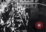 Image of models at Night fashion show Miami Florida USA, 1938, second 10 stock footage video 65675028767