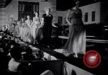 Image of models at Night fashion show Miami Florida USA, 1938, second 11 stock footage video 65675028767