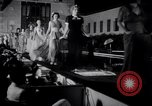 Image of models at Night fashion show Miami Florida USA, 1938, second 12 stock footage video 65675028767