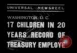Image of William White's Family Washington DC USA, 1938, second 3 stock footage video 65675028769