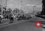 Image of International Battalions of Shanghai Volunteer Corps parade Shanghai China, 1938, second 5 stock footage video 65675028774