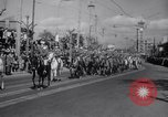 Image of International Battalions of Shanghai Volunteer Corps parade Shanghai China, 1938, second 6 stock footage video 65675028774