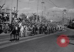 Image of International Battalions of Shanghai Volunteer Corps parade Shanghai China, 1938, second 7 stock footage video 65675028774