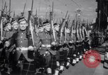 Image of International Battalions of Shanghai Volunteer Corps parade Shanghai China, 1938, second 11 stock footage video 65675028774