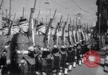 Image of International Battalions of Shanghai Volunteer Corps parade Shanghai China, 1938, second 12 stock footage video 65675028774
