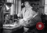 Image of Bessie Pastor and husband Michael Berliney create synthetic ice Toledo Ohio USA, 1938, second 6 stock footage video 65675028777