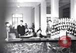 Image of Officials working inside an Oil Administration Office Mexico, 1938, second 5 stock footage video 65675028788