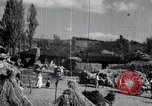 Image of Farming Village North Korea, 1946, second 4 stock footage video 65675028794