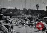 Image of Farming Village North Korea, 1946, second 7 stock footage video 65675028794
