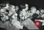 Image of Korean and Russian children North Korea, 1948, second 3 stock footage video 65675028797