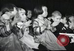 Image of Korean and Russian children North Korea, 1948, second 4 stock footage video 65675028797