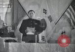 Image of Koreans ask USSR and USA to withdraw Pyongyang North Korea, 1946, second 8 stock footage video 65675028798
