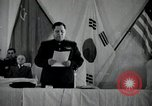 Image of Koreans ask USSR and USA to withdraw Pyongyang North Korea, 1946, second 10 stock footage video 65675028798