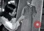 Image of North Koreans make handicrafts sculptures and paintings North Korea, 1948, second 8 stock footage video 65675028800