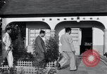 Image of Proceedings of Democratic Unification Meeting Mo Ran Pong Pyongyang North Korea, 1949, second 9 stock footage video 65675028804