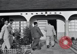 Image of Proceedings of Democratic Unification Meeting Mo Ran Pong Pyongyang North Korea, 1949, second 10 stock footage video 65675028804