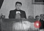 Image of North Korean Assembly Meeting to draft Constitution North Korea, 1948, second 2 stock footage video 65675028805