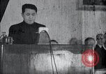 Image of North Korean Assembly Meeting to draft Constitution North Korea, 1948, second 3 stock footage video 65675028805