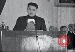 Image of North Korean Assembly Meeting to draft Constitution North Korea, 1948, second 5 stock footage video 65675028805