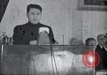 Image of North Korean Assembly Meeting to draft Constitution North Korea, 1948, second 6 stock footage video 65675028805