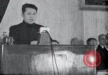 Image of North Korean Assembly Meeting to draft Constitution North Korea, 1948, second 7 stock footage video 65675028805