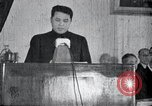 Image of North Korean Assembly Meeting to draft Constitution North Korea, 1948, second 8 stock footage video 65675028805