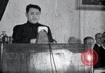 Image of North Korean Assembly Meeting to draft Constitution North Korea, 1948, second 9 stock footage video 65675028805