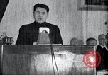 Image of North Korean Assembly Meeting to draft Constitution North Korea, 1948, second 11 stock footage video 65675028805