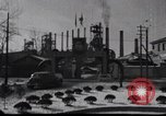 Image of PM Kim II Sung and Russian officials visit Steel Factory North Korea, 1948, second 8 stock footage video 65675028810