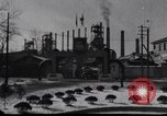 Image of PM Kim II Sung and Russian officials visit Steel Factory North Korea, 1948, second 10 stock footage video 65675028810