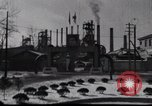 Image of PM Kim II Sung and Russian officials visit Steel Factory North Korea, 1948, second 11 stock footage video 65675028810