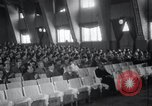 Image of Kim II Sung gives speech in meeting Pyongyang North Korea, 1948, second 11 stock footage video 65675028812