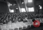 Image of Kim II Sung gives speech in meeting Pyongyang North Korea, 1948, second 12 stock footage video 65675028812
