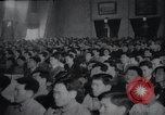 Image of PM Kim II Sung speaks on industrial development North Korea, 1948, second 3 stock footage video 65675028815
