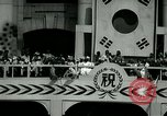 Image of Celbrations on Seoul's takeover Seoul Korea, 1948, second 7 stock footage video 65675028825