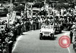 Image of Parade by Korean Constabulary Seoul Korea, 1948, second 1 stock footage video 65675028826