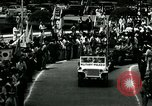 Image of Parade by Korean Constabulary Seoul Korea, 1948, second 4 stock footage video 65675028826