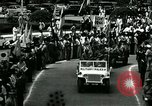 Image of Parade by Korean Constabulary Seoul Korea, 1948, second 6 stock footage video 65675028826